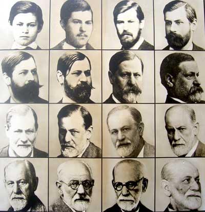 Várias faces de Freud_Exposição em Pribor, República Checa