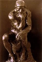 O Pensador, Auguste Rodin