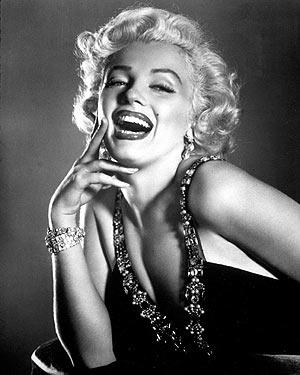 Marilyn Monroe, um dos casos estudados no livro.