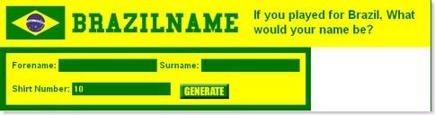 Clique na imagem para criar um nome