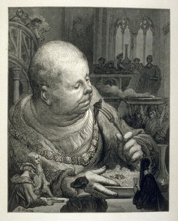 Gustave Doré, Gargântua