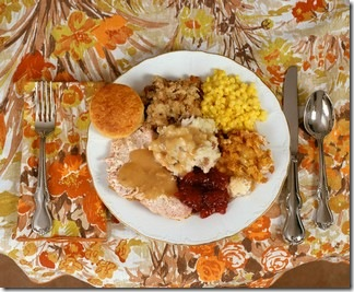 Turkey Dinner © Stacy Morrison/zefa/Corbis