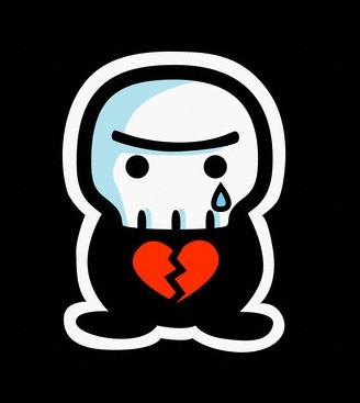 Broken Hearted Numskull © Debbie Huey/Corbis