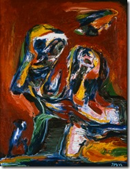 Dread and Dream by Asger Jorn © Christie's Images/CORBIS