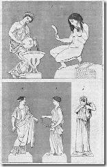 Greek Bath Scene ₢ Bettmann/CORBIS